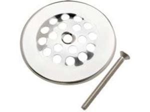 Strainer Dome Cover w/Screw PLUMB PAK Tub and Shower Drains and Parts PP826-64