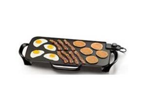 National Presto 7061 22-inch Electric Griddle with Removable Handles