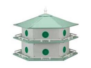Purple Martin House HEATH MFG Bird Houses AH-12D 085199033022