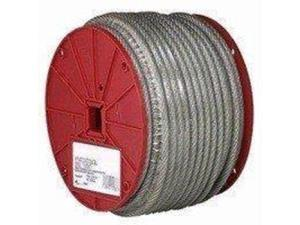 1/4-5/16In Coated Cable 200Ft Campbell Chain Cable 700-0897 Coated 020418100338