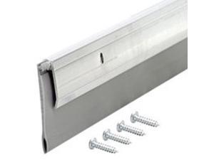 Md Products 05389 36 inch Heavy Duty Aluminum and Vinyl Door Sweep