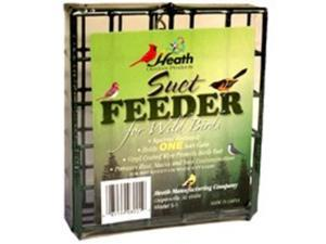 Single Hanging Suet Feeder Heath Mfg Bird Feeders S-1-8 085199080019