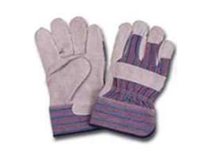Mens Split Palm Glove DIAMONDBACK Gloves - Leather Palm GV-5224-3L 045734623040
