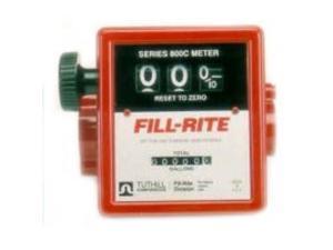 Tuthill Transfer System 807CMK Flow Meter Kit-FLOW METER KIT