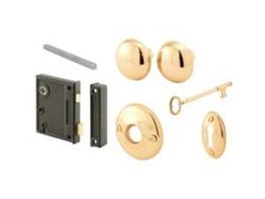 Prime Line Prod. E 2437 Bit Key Trim Lock-VERT BIT KEY TRIM LOCK