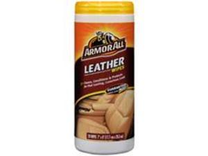 Leather Wipes ARMORED AUTOGROUP Interior Polishes & Waxes 10881-4 070612108814