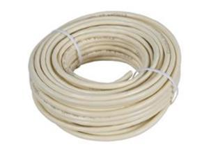 Wire Telephone 50Ft Alm Rnd AMERICAN TACK Telephone Cords/Wire TP1050ULA