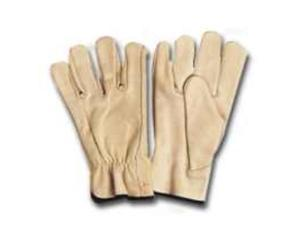 Diamondback GV-DK603/B/L Men's Grain Leather Driver Gloves - Large