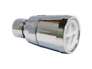 Chrome Economy Shower Head PLUMB PAK Shower Heads PP825-3 046224825036