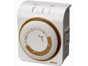 Tmr Mech 125V 15A 60Hz 1875W C Cable Drop Lights 50000 White 078693500008