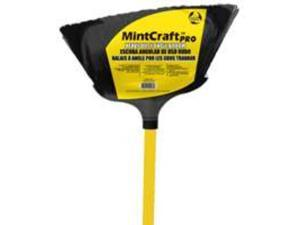 "1"" Metal Hdl H.D. Angle Broom MINTCRAFT PRO Household Brooms 2032 082269020326"