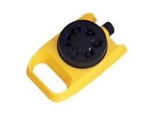 Sprinkler Plastic 5 Pattern TOOLBASIX Sprinklers GS84903L Yellow 045734620674