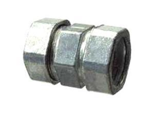 Halex Company 2220 2-Inch EMT Compression Coupling Indoor Use - Each
