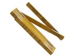 6Ft Wood Folding Rule Oversize LUFKIN Folding Rules 656N 037103265647