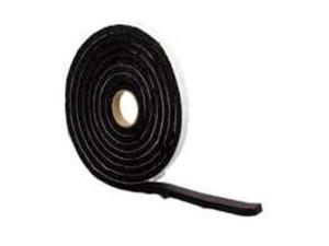 1/4X3/4X10 Sponge Rbr Wthrstrp M-D BUILDING PRODUCTS Weatherstripping Tape 06593