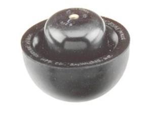 Tank Ball Flush Valve PLUMB PAK Flush Valves PP835-82 Black  046224734048