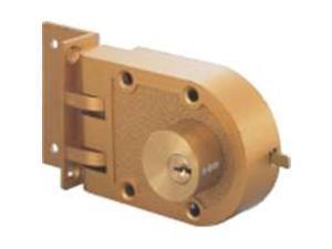 Toolbasix 6224331-3L JimmyProof Double-Cylinder Lock Vertical Bolt - Double Cyli