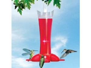 Hummingbird Rosepetal Feed12Oz Woodstream Bird Feeders 279 078978279001