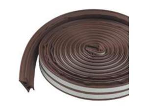 M-D Building Products 43848 Weatherseal 17-Foot Brown Silicone - Each
