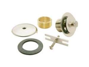 Plumb Pak PP826-81DSBN Trim Kit For Roller Ball Brushed Nickel Roller Ball - Car