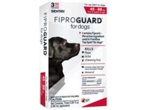 Flea and Tick Dogs 45-88Lbs Fip Sergeant'S Pe Flea & Tick Control/Repellants