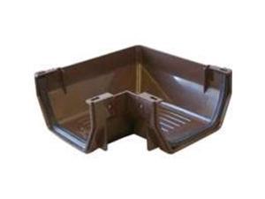 Genova Products Brown Gutter Corner  RB103