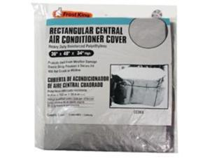 Thermwell CC36XH Rectangle Central Air Conditioner Cover