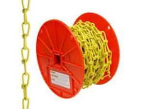 Chn Lp Dbl 2/0 50Ft 255Lb Lcs Campbell Chain Chain - Twin Loop PD072-2087 Yellow