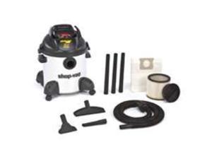 9650900 8 Gallon 4 Peak HP Stainless Steel Hardware Store Pro Wet/Dry Vacuum
