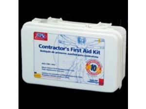 First Aid Only 9300-10P First Aid Stafta Kit 10-Person Contractors 91 Pieces Eac