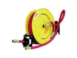 Plews/Edelmann 510HR-RET 25-Foot Airhose On Reel Retractable Reel - Each