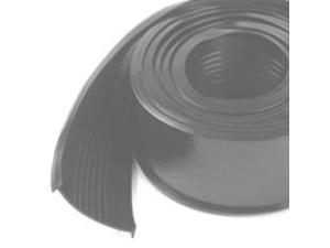 Md Products 08460 2 inch X 9 Rubber Garage Door Bottom