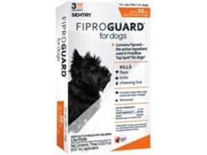 Flea and Tick For Dogs Fip Sergeant'S Pe Flea & Tick Control/Repellants 02950