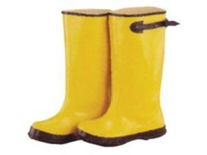 Size 7 Yellow Overshoe Boot DIAMONDBACK Boots - Overshoe Slip On RB001-7-C
