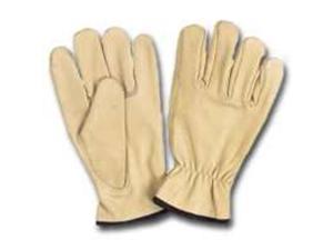 Diamondback GV-DK603/B/M Medium Men's Grain Driver's Glove Dri