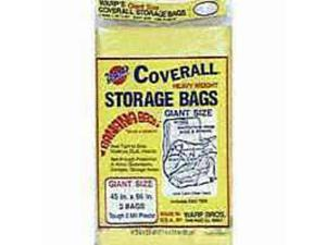 60X108 Coverall Storage Bag WARP BROTHERS Storage Bags CB-60 042351421905
