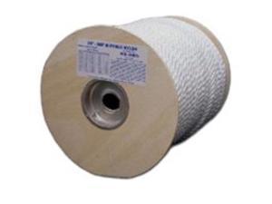 Rope 1/4In 600Ft Spool Nyln TW EVANS CORDAGE CO Rope - Bulk 85-050 Nylon