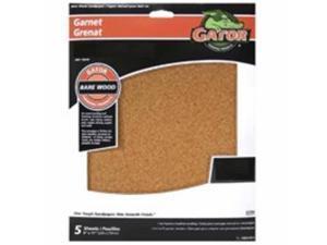 9X11 Garnet D-Wt 60 4Pk ALI INDUSTRIES Garnet Sheet 4462-012 082354004309