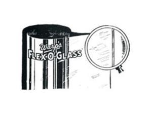 Film Wnd 4Mil 36In 25Yd Plstc WARP BROTHERS Window Material NFG-3625 Plastic