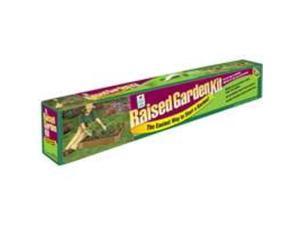 Raised Garden Kit EASY GARDENER Trays/Peat Pots 8061 038398080618