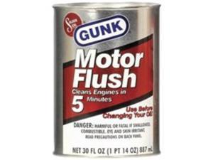 Flsh Mtr 30Oz Mtl Can Clr Liq RADIATOR SPECIALTY Motor Oil Additives MF2 Clear