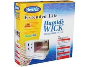 Fltr Wick Duracraft Dh831 Al BESTAIR Furnace Humidifiers & Accessor D18-C White