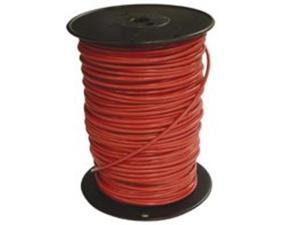 Southwire Company 6RED-STRX500 6 Gauge X 500 ft. THHN Single Wire Stranded, Red