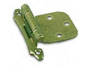Hng Cab 5Hl 2-3/4In 2In Fce AMEROCK CORP Cabinet Hinges - Self Closing BP7929BB