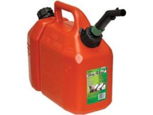 Can Gas 1.5Gal 11In Plstc Red SCEPTER CORPORATION Gas Cans 05088 Red Plastic