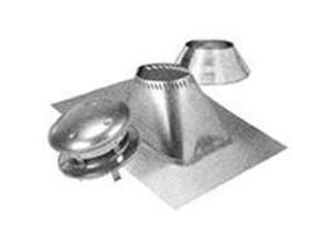 "Sure-Temp Type HT Roof Termination Kit, 8"" Dia SELKIRK INC 208600 053713131929"