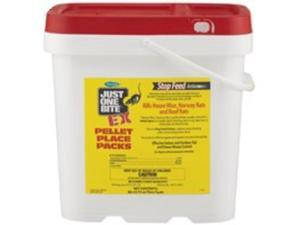 Just One Bite Pellets 88X.75Oz CENTRAL LIFE SCIENCES Rodent Bait 100505370