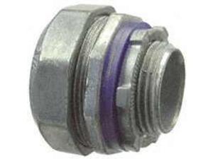 Halex Company 16220B 2-Inch Liquidtight Connector Liquid-Tight Indoor Or Outdoor