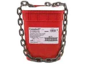5/16In 60Ft Hi-Test Chain CAMPBELL CHAIN Chain - High Test 018-4516 020418183140