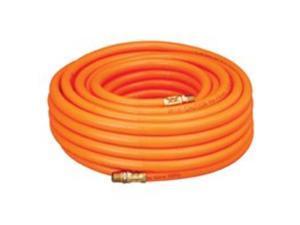 Plews/Edelmann 576-100A-5 3/8-Inch X 100-Foot Orange PVC Air Hose Pvc - Each